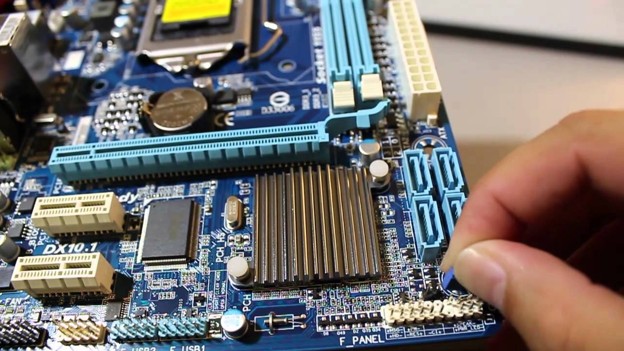 How to reset motherboard