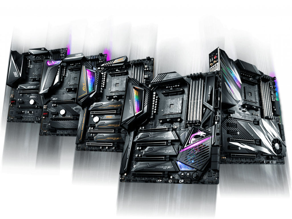 Best MSI Motherboards for Gaming