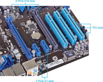 Can PCIe X8 Fit in X16