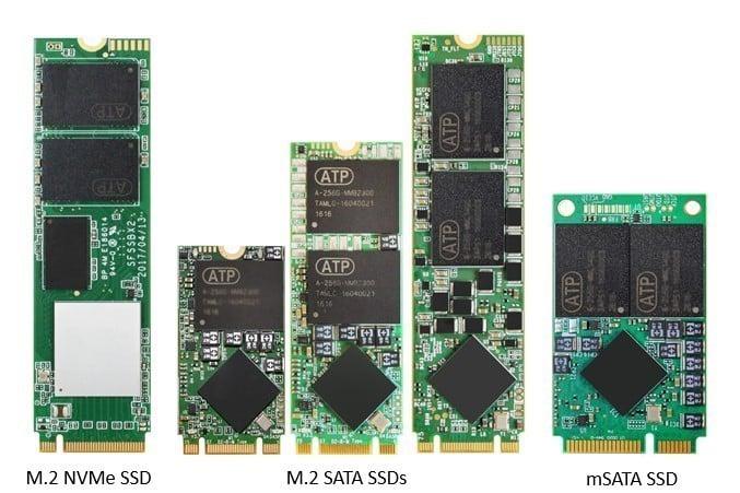 SSD Key Type