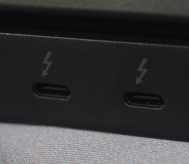 Thunderbolt 3 Lightening Icon