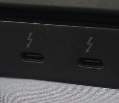 Thunderbolt 3 Lightening Icon
