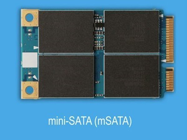NVME vs Sata vs mSata SSD