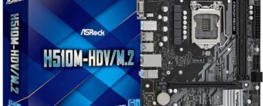 motherboard with integrated graphics