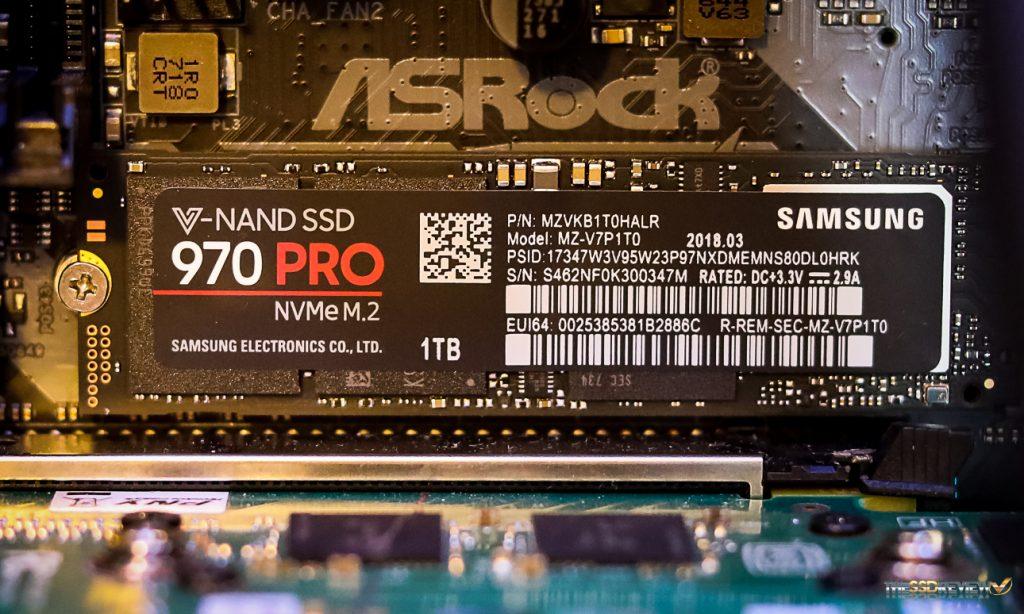 A PCIe SSD
