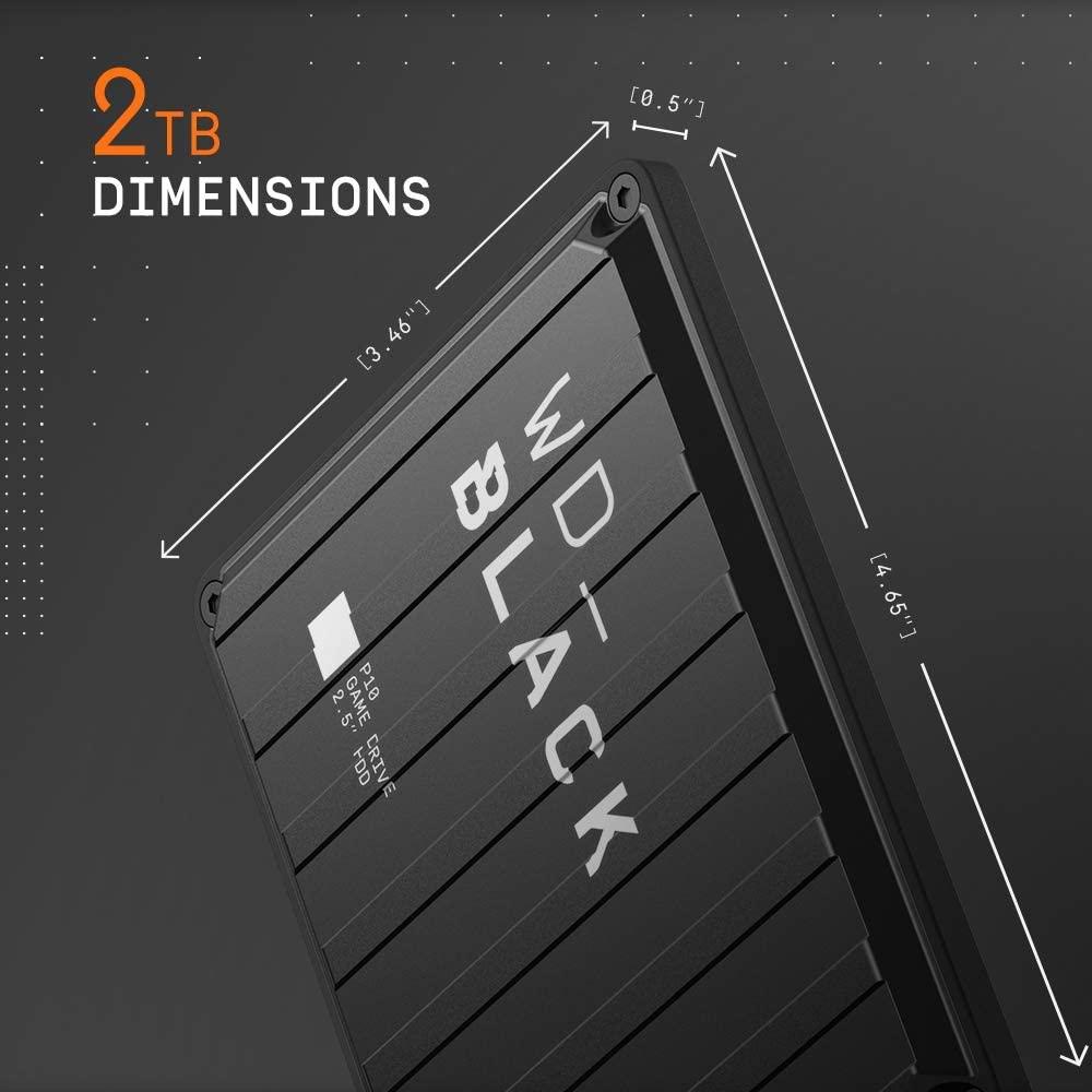Best External Hard Drives for Gaming Laptop