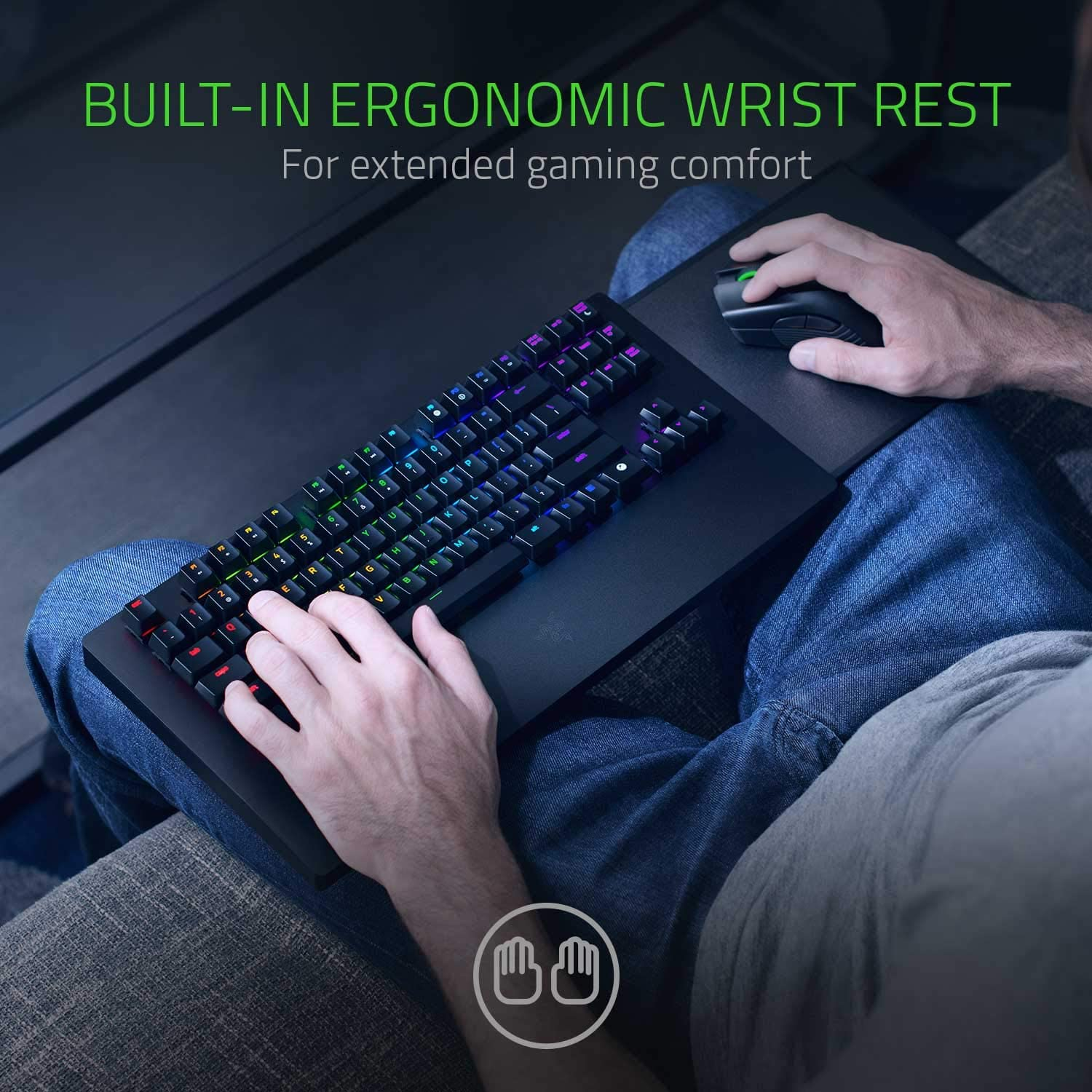 best keyboards for couch gaming