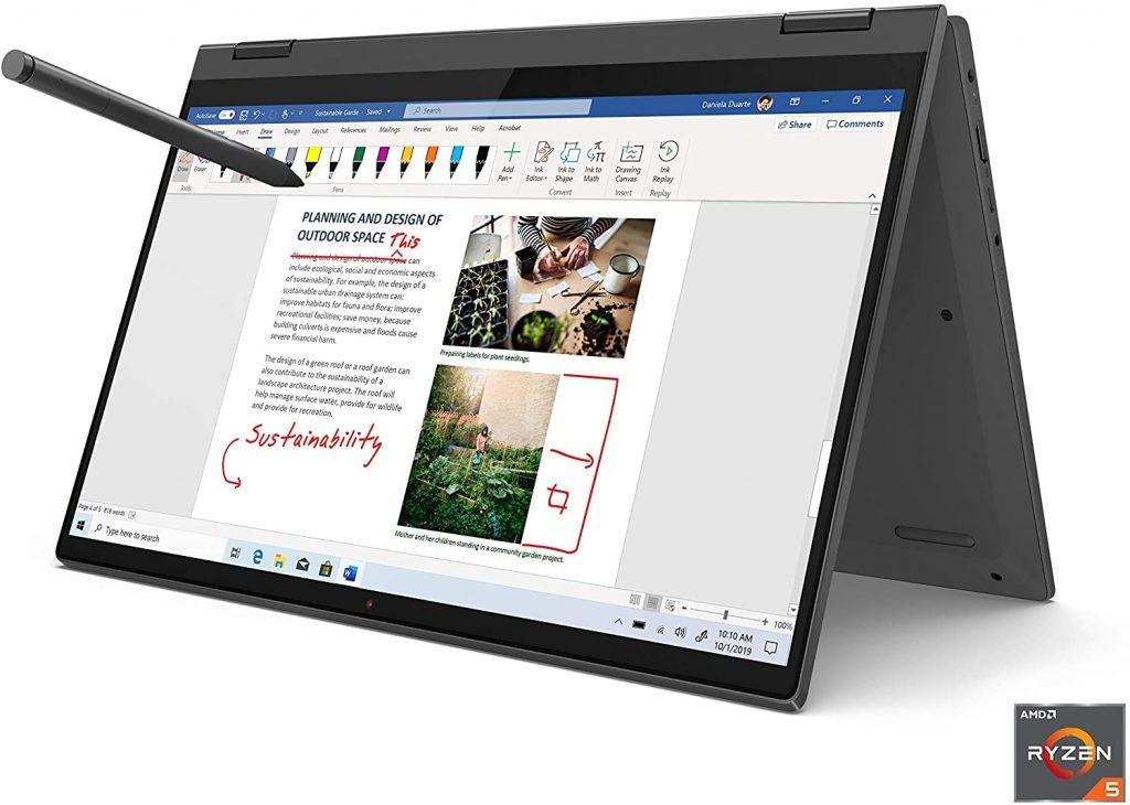2 in 1 work laptop