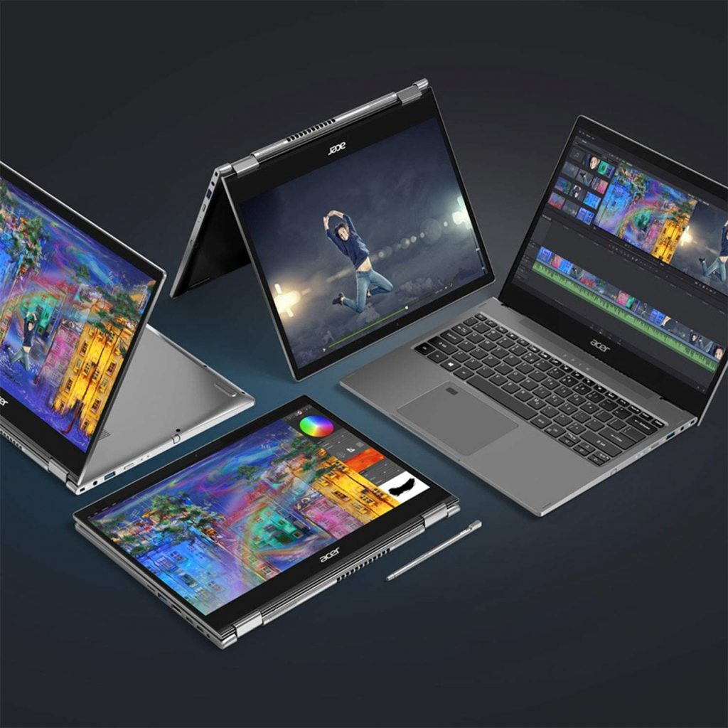 best 2 in 1 laptops for graphic design