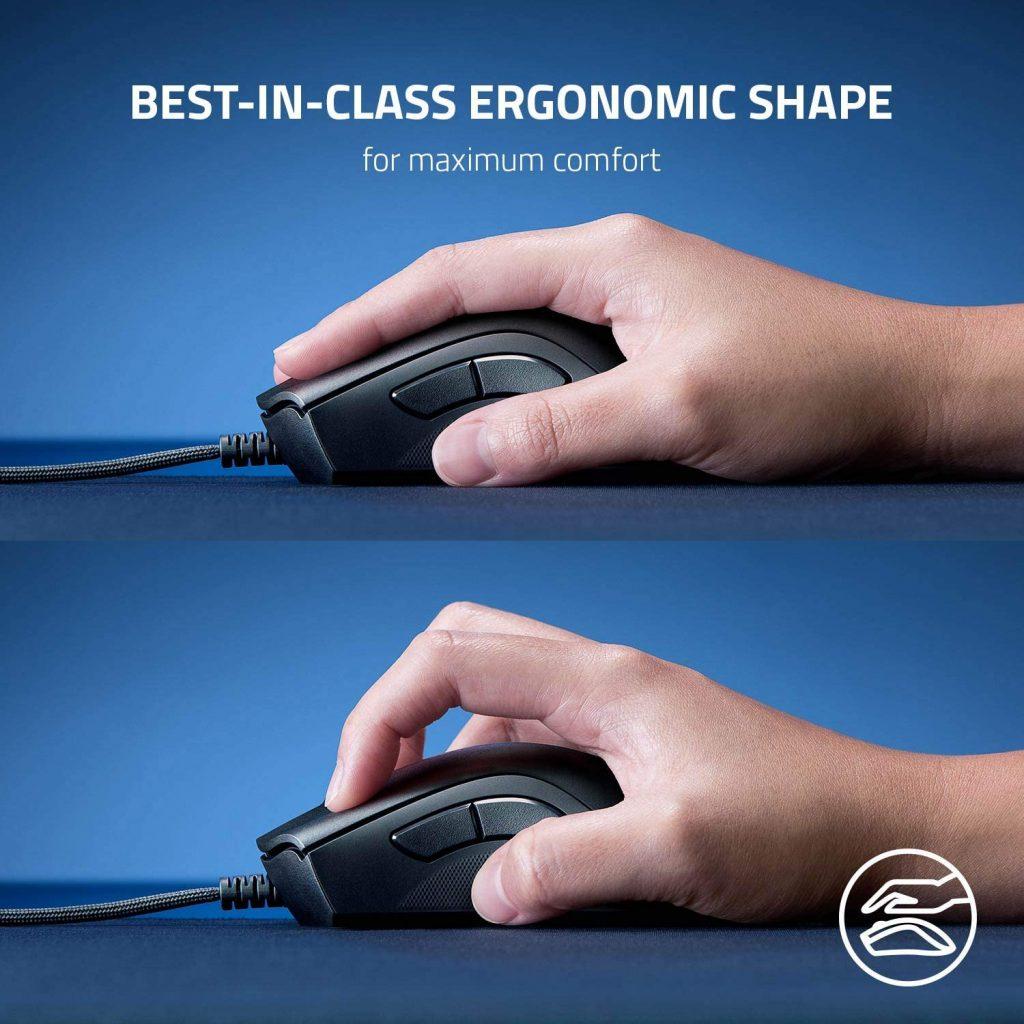 best mouse for elder scrolls online