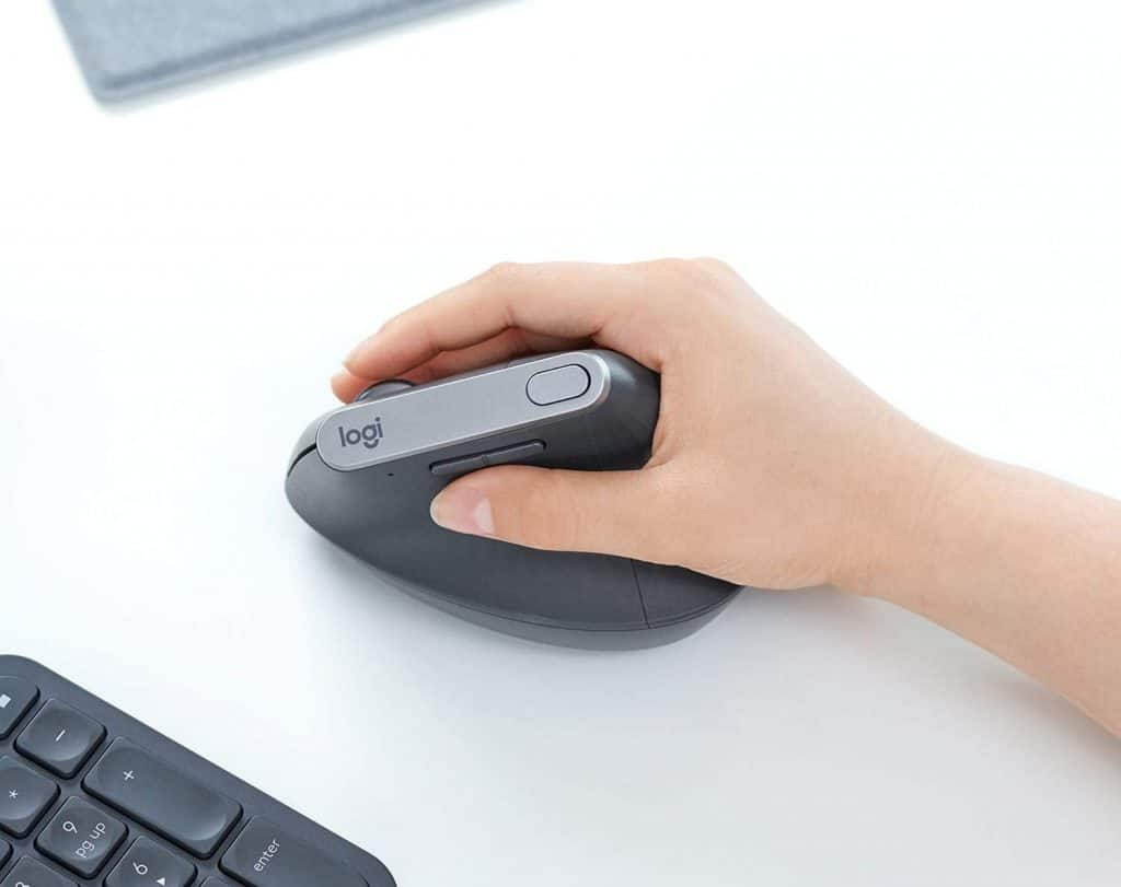 finger pain mouse
