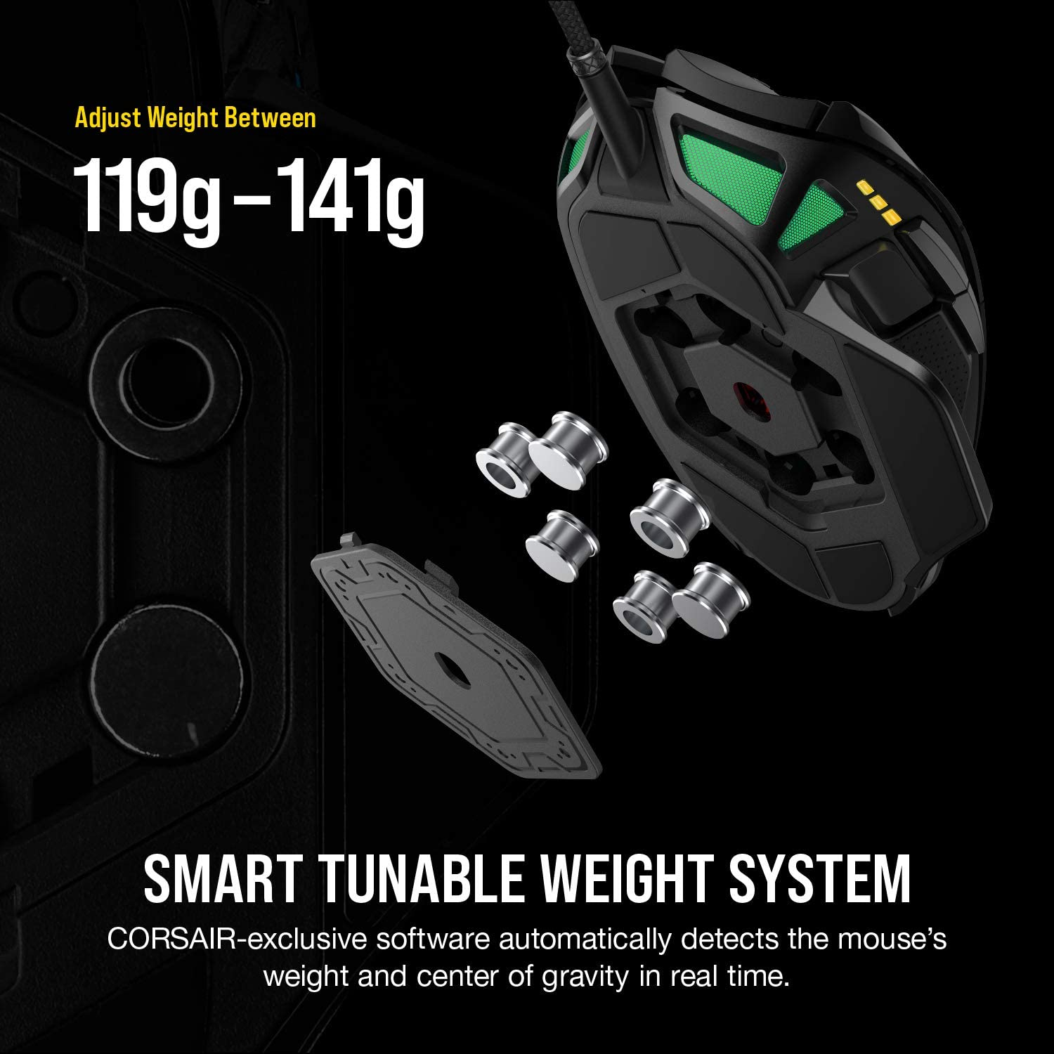 gaming mouse weights