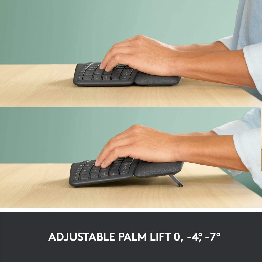 palm rest