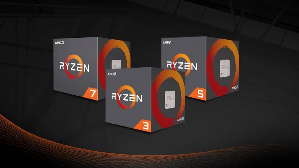 processors ryzen