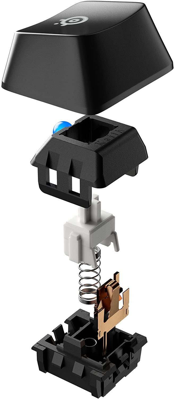 steelseries keys
