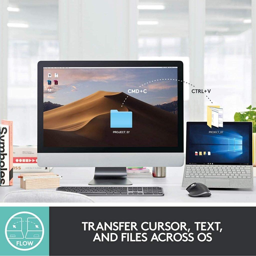 transfering files