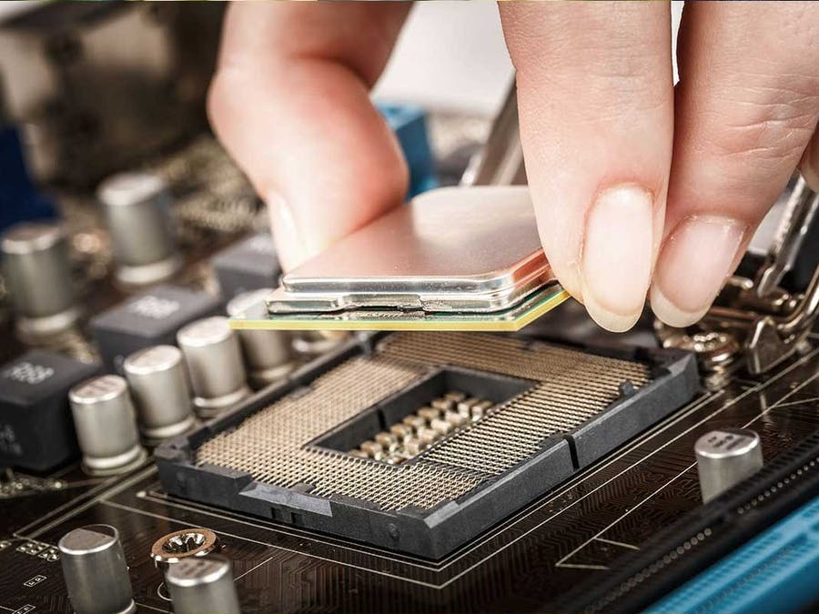 How to Remove Processor from a Motherboard