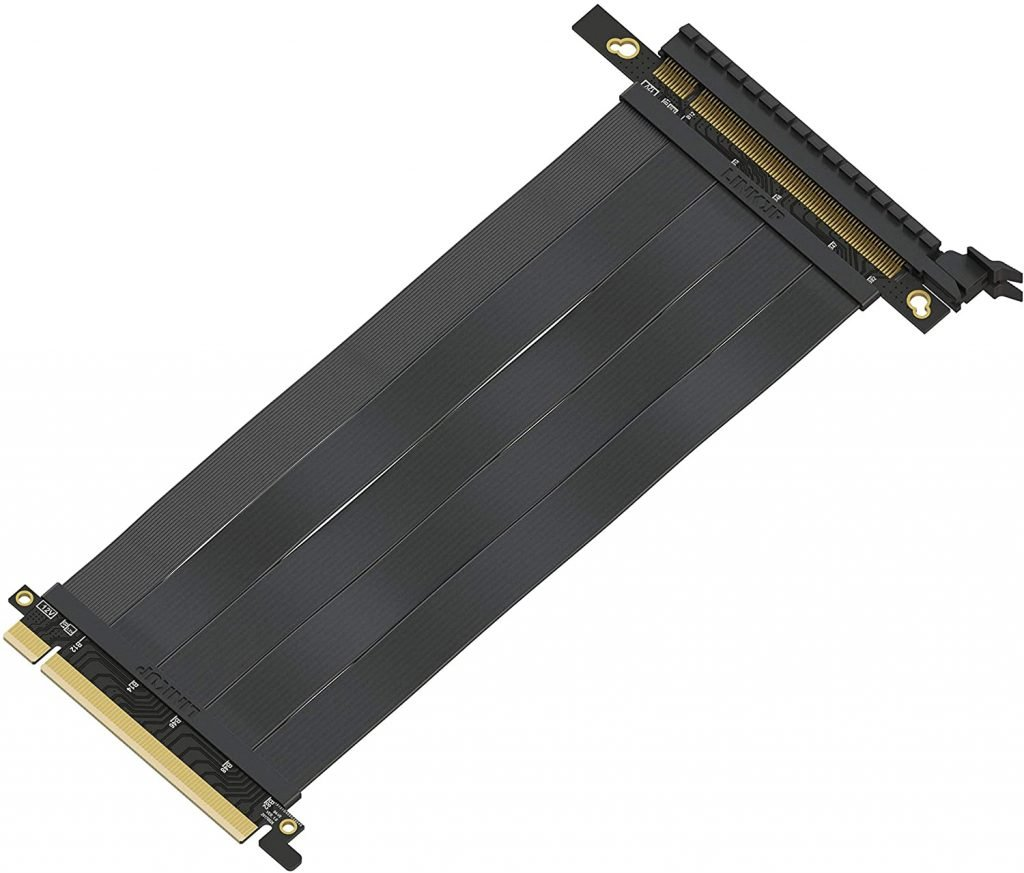 PCIe riser cable