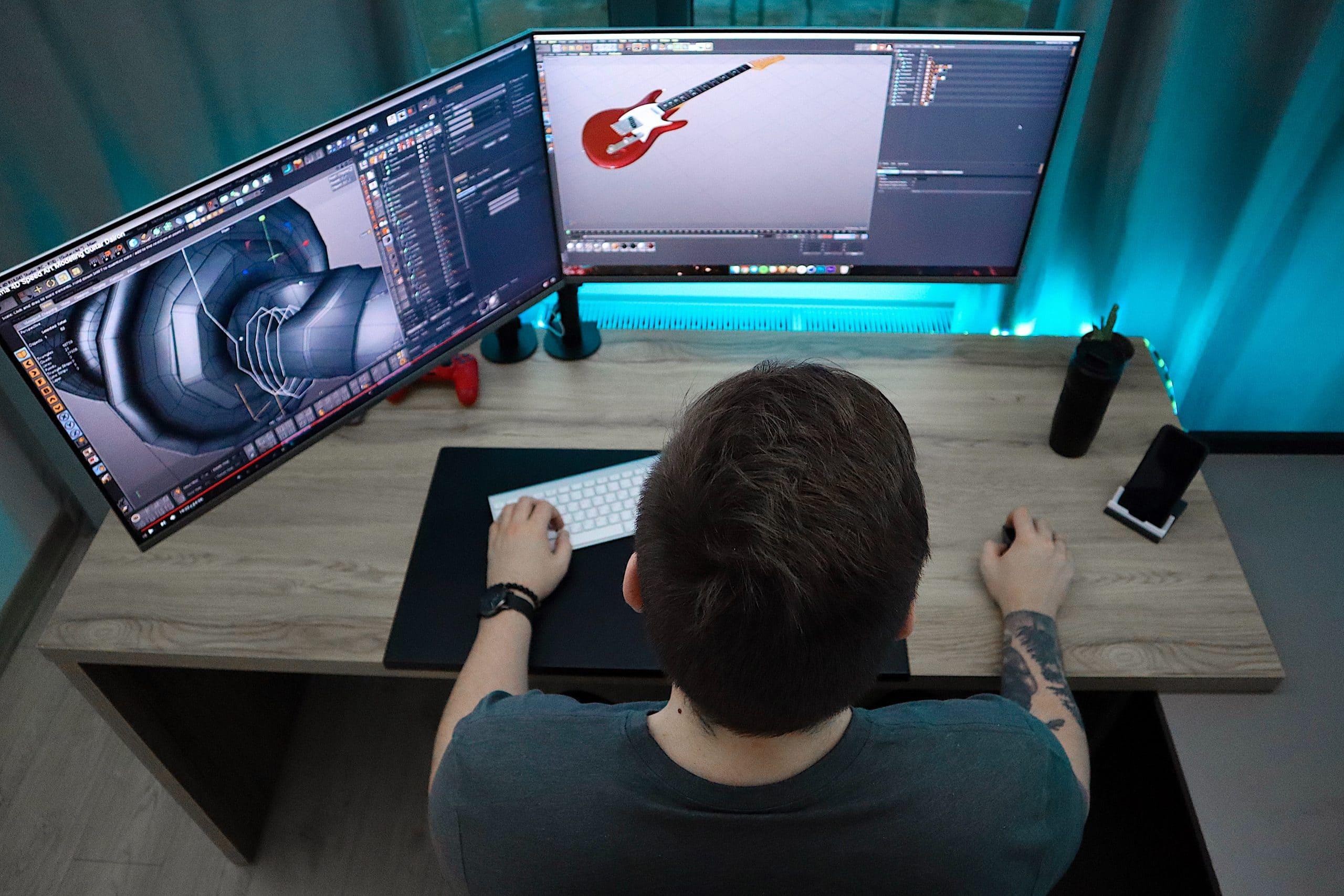 best desktops for animation