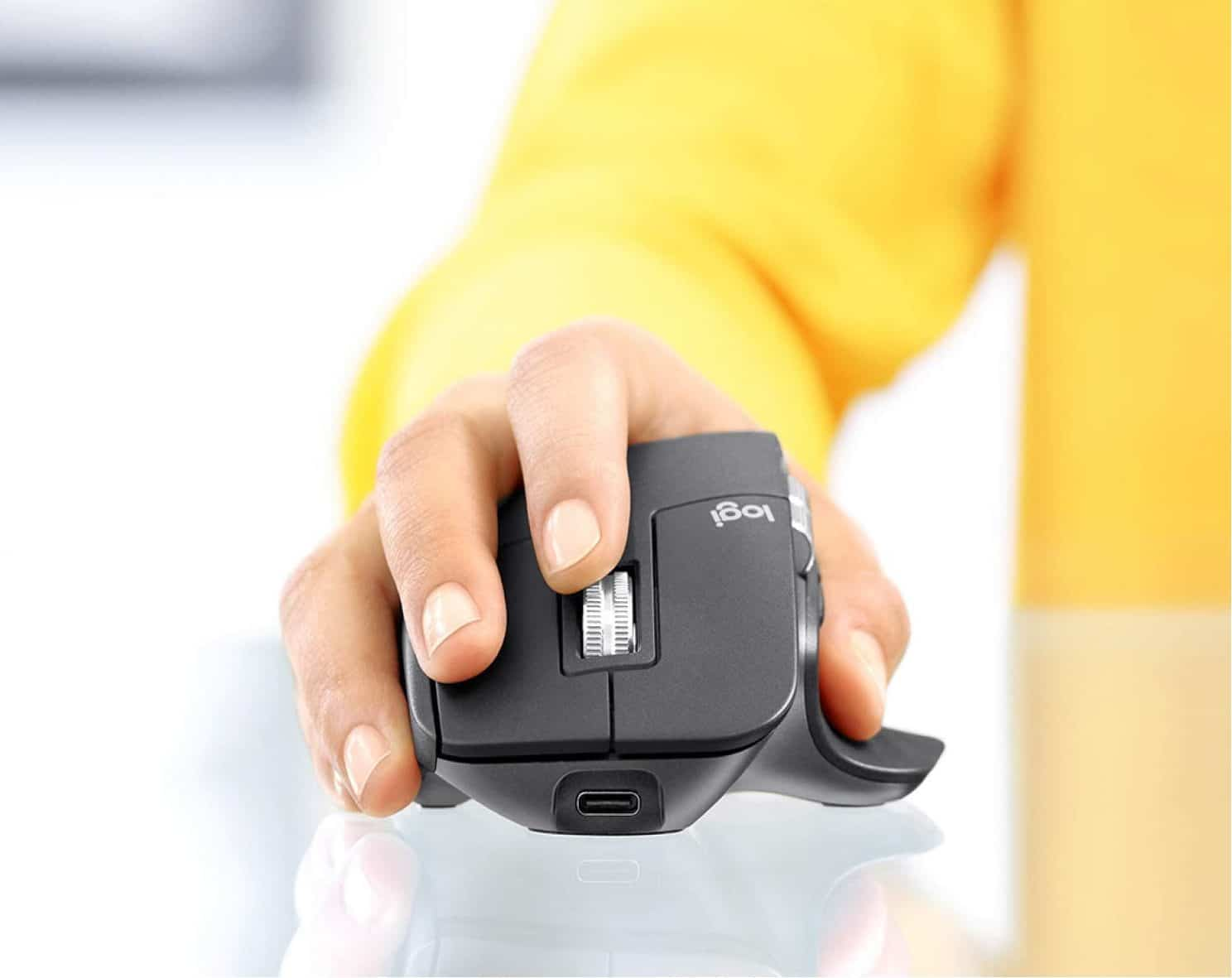 best ergonomic mouse for large hands