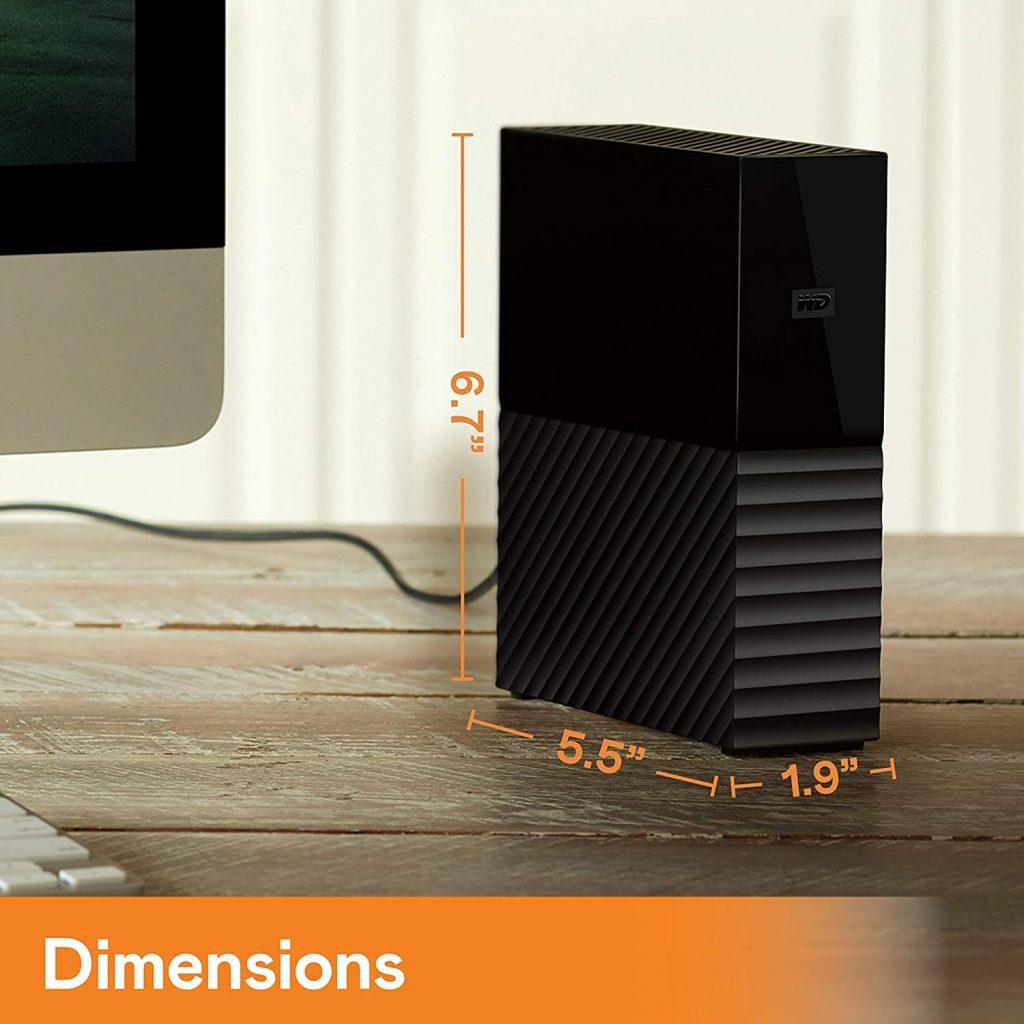 desktop external HDD