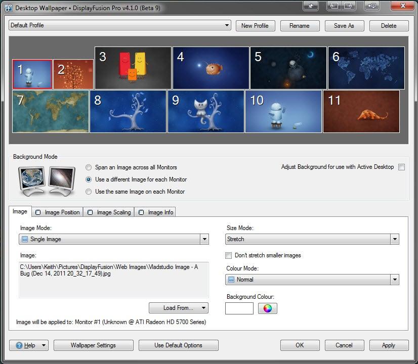 displayfusion software