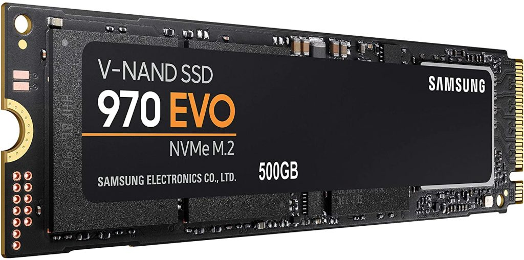internal SSD for photographers