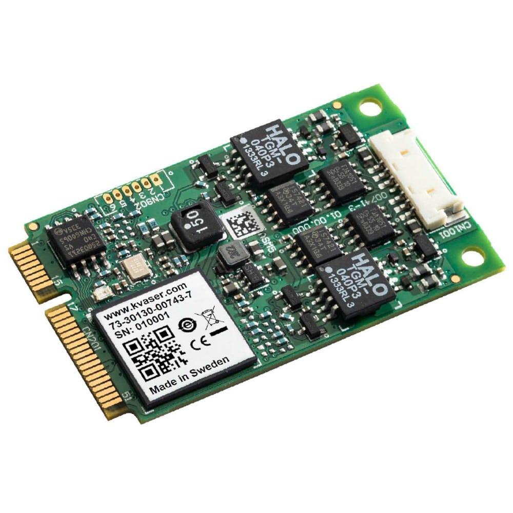 Is Mini PCIe The Same as PCIe x1