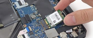 mini pcie in laptop