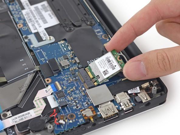 mini pcie in laptop