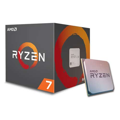 What Is AMD Equivalent to Intel Core i7